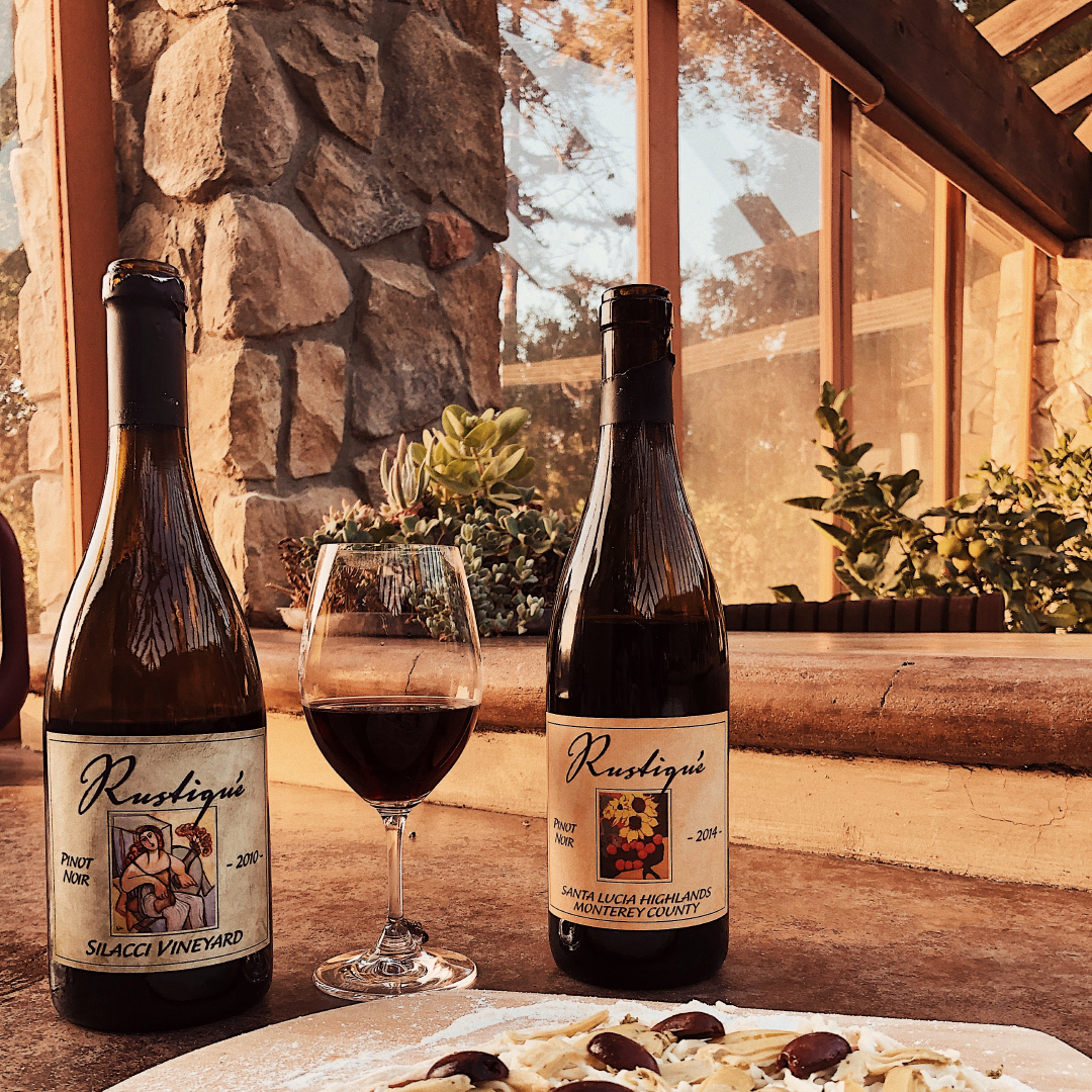 rustique wines all vintages